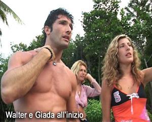 Walter e Giada