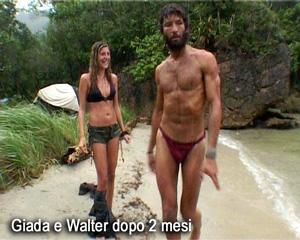 Giada e Walter